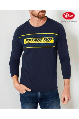 T-Shirt LS R-Neck