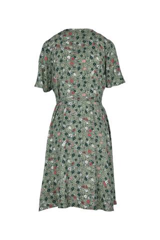 BYMMJOELLA WRAP DRESS
