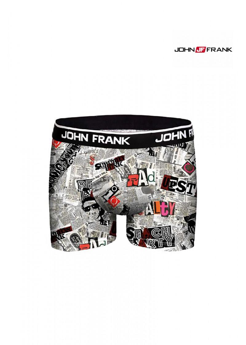 JOHN FRANK DIGITAL PRINTED BOXER