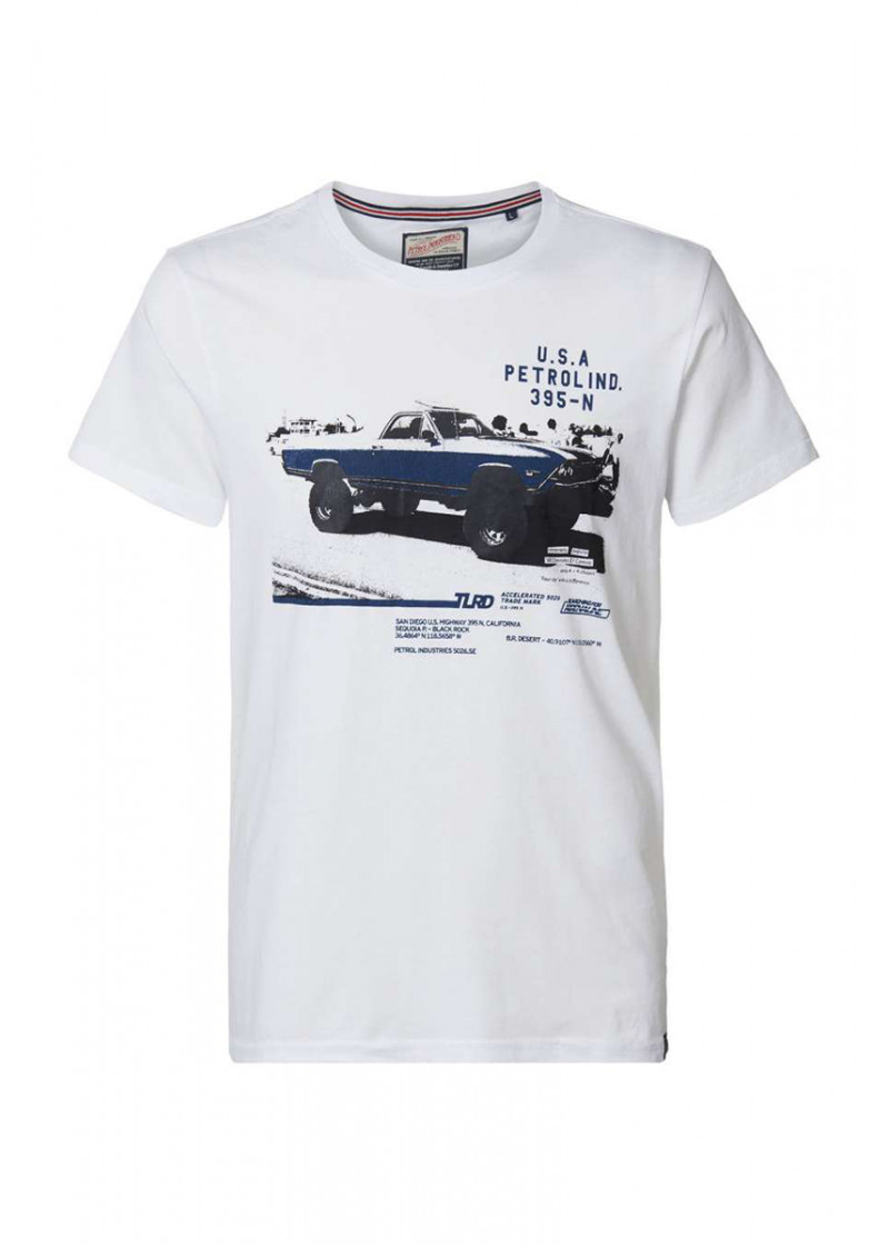 T-shirt SS R-Neck